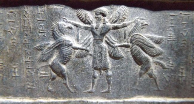 Enki deus anunnaki